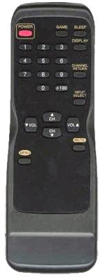 FUNAI N0160UD TV Remote Control