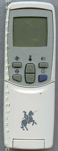 LG 6711A20026U Air Conditioner Unit Remote Control