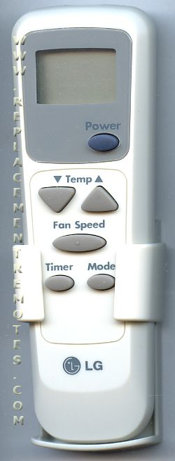 LG 6711A20103J Air Conditioner Unit Remote Control
