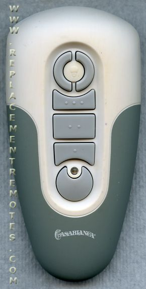 Buy Casablanca 7854030 H2wcasa4t Ceiling Fan Remote Control