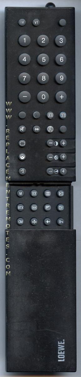 Loewe 84360050 Remote Control