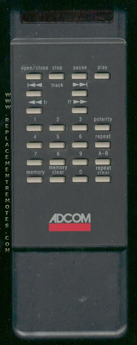 Buy Adcom Ad02 Remote Control
