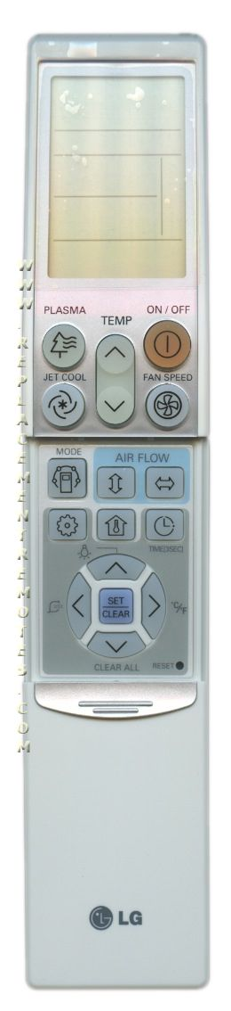 Buy LG AKB35149706 Air Conditioner Unit Remote Control