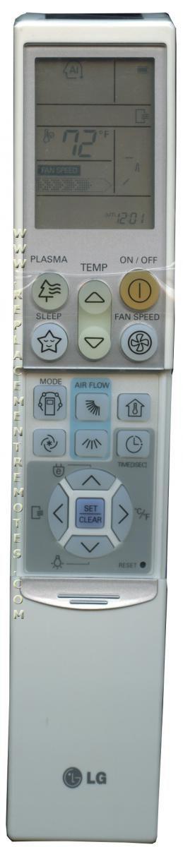 LG AKB35149809 Air Conditioner Unit Remote Control
