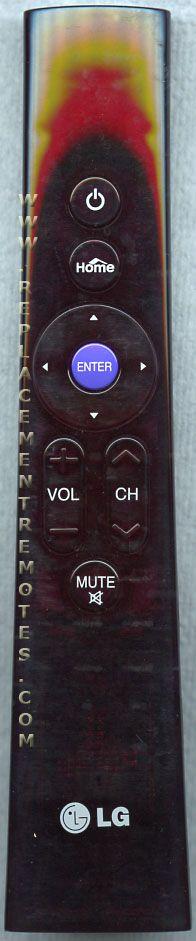 LG ANMR200 TV Remote Control