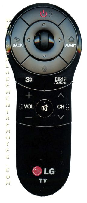 LG ANMR400G Magic Remote Control