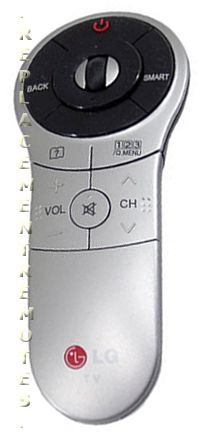 LG ANMR400K TV Remote Control