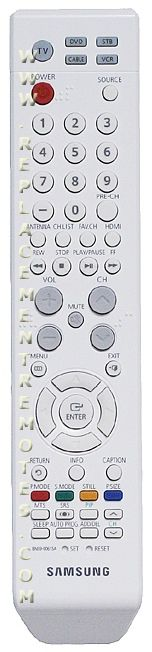 SAMSUNG BN5900615A TV Remote Control