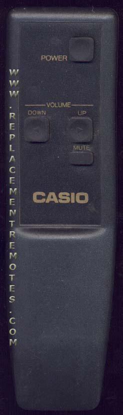 CASIO CA01 Remote Control