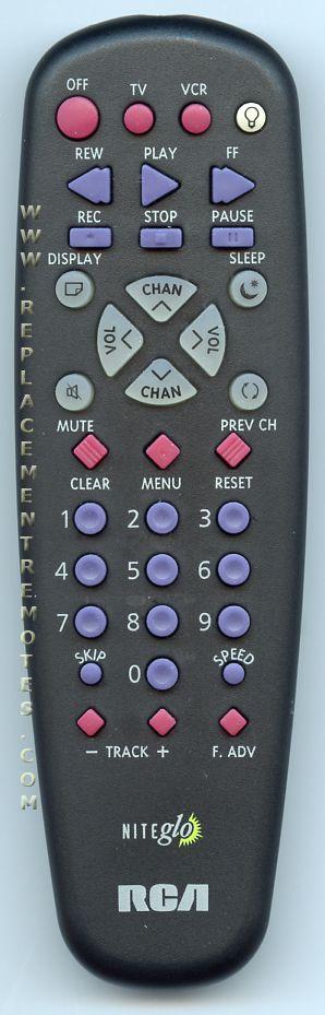 RCA CRK230DL TV Remote Control