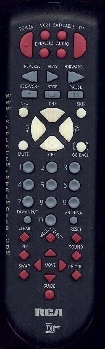 RCA CRK70M1 TV Remote Control