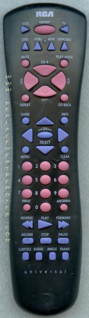 rca rt2500 manual