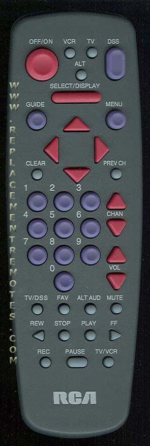 RCA F26633