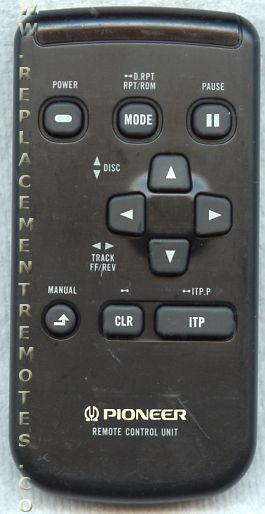 buy pioneer cxa5863 audio system remote control rh replacementremotes com pioneer remote control codes for samsung tv pioneer remote control codes for samsung tv