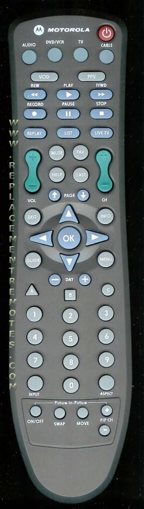 Buy Motorola DRC800 Cable Box Remote Control