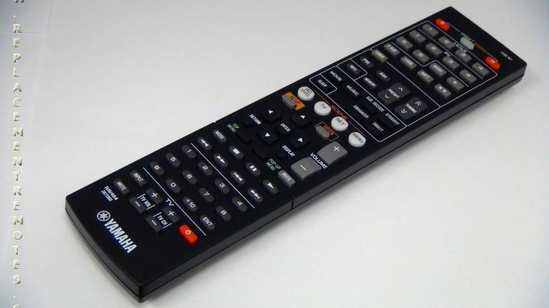 Buy yamaha rav464 za113600 remote control for Yamaha remote control app