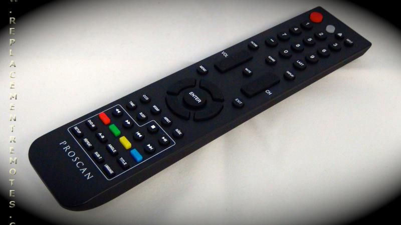 Buy Proscan 1058995 TV Remote Control