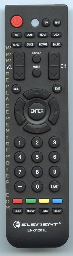 Buy Element EN-31201E EN31201E TV Remote Control