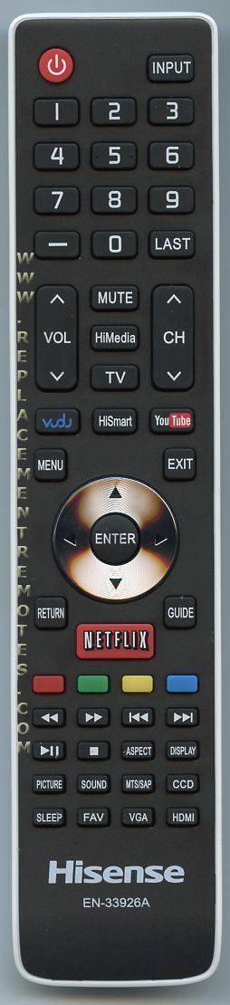 Buy Hisense En-33926a En33926a