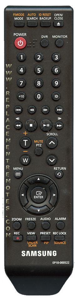 Buy Samsung Ep10000522 Dvr System Remote Control