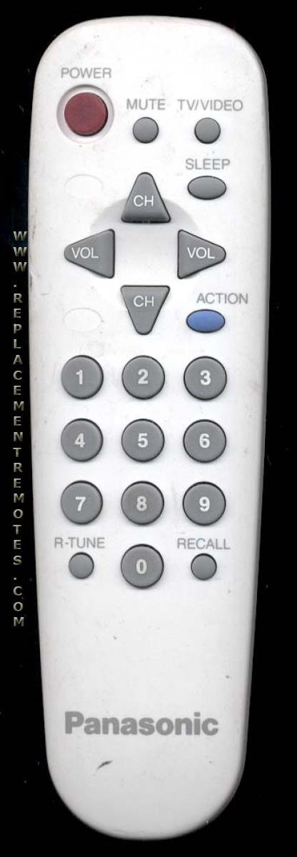Panasonic EUR501338 TV Remote Control