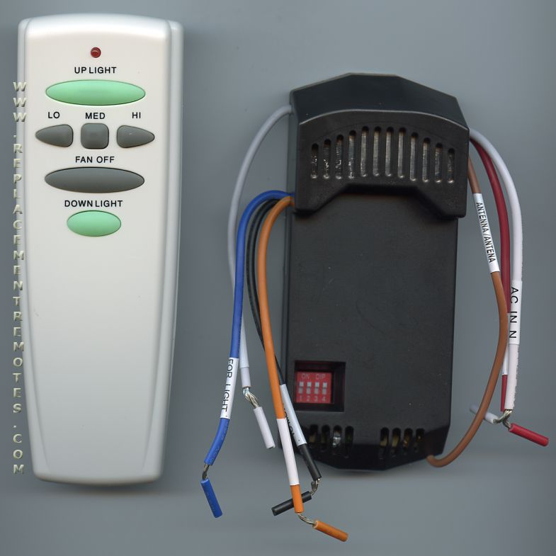 FAN28RUDLKIT buy hampton bay fan28rudlkit ceiling fan ceiling fan kit hampton bay ceiling fan remote wiring diagram at bayanpartner.co