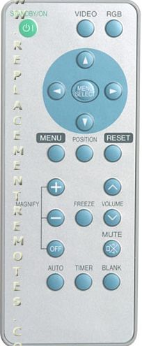 HITACHI HL01441 Projector Remote Control