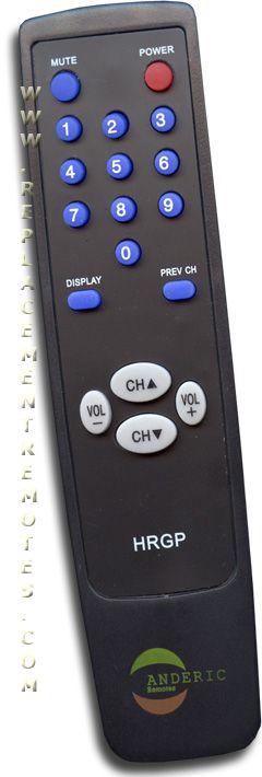 Simple Remote Control for RCA