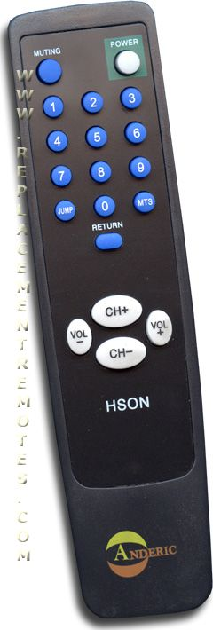 Simple Remote Control for Sony