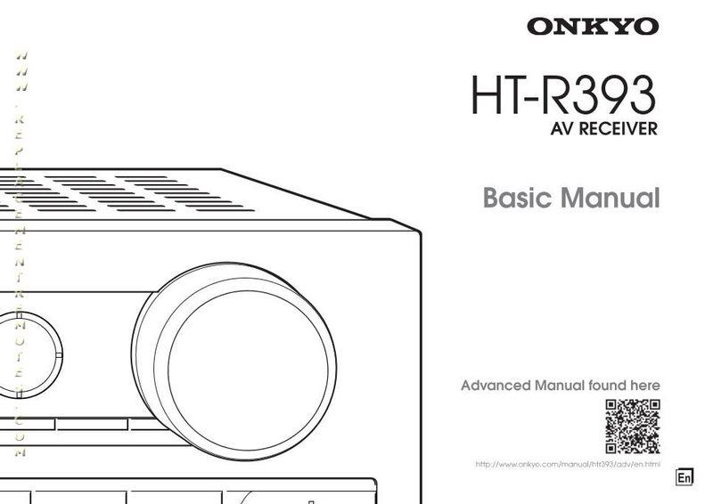 Onkyo s3700 manual