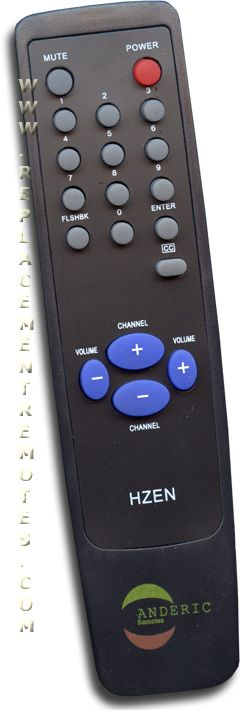 Simple Remote Control for Zenith