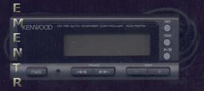 KENWOOD KCAR31FM Remote Control