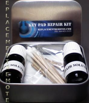 Remote Control Keypad Repair Kit