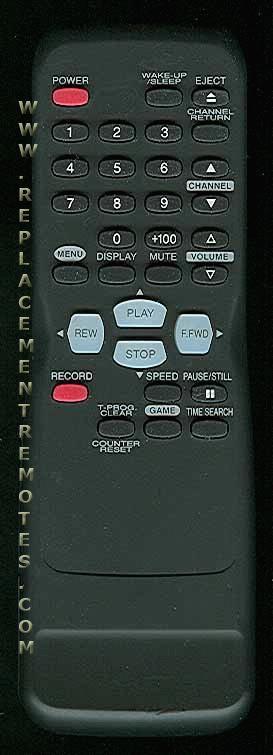 Buy FUNAI N0151UD TV/VCR Combo Remote Control