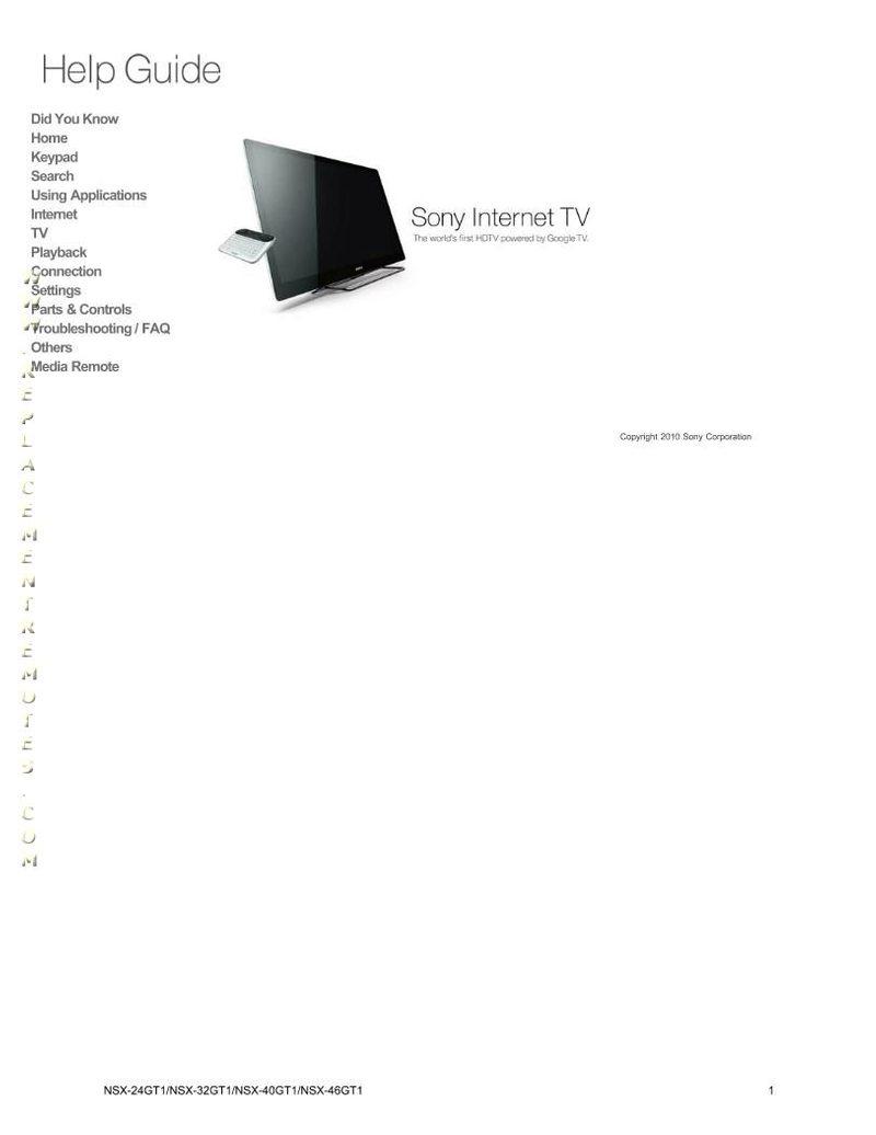repair manual sony kv c2981d kv c2983e trinitron color tv