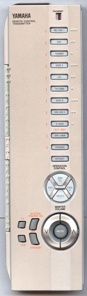 Buy Yamaha Rav160  Video Receiver Remote