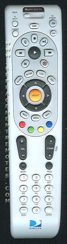 DirecTv RC24 DIRECTV Remote Control
