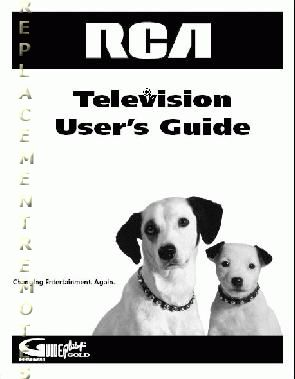 RCA CRK76TA1OM Operating Manual