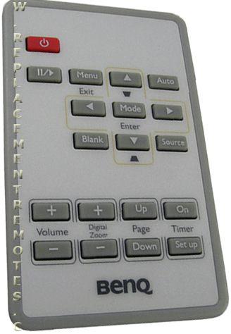BenQ RCMW814ST Projector Remote Control