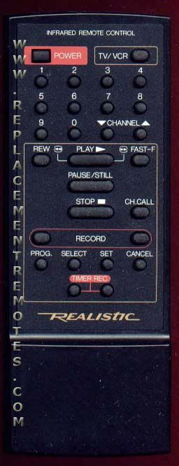 Buy Realistic Rs22 Remote Control
