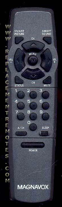 Magnavox T225AGMA02 TV Remote Control