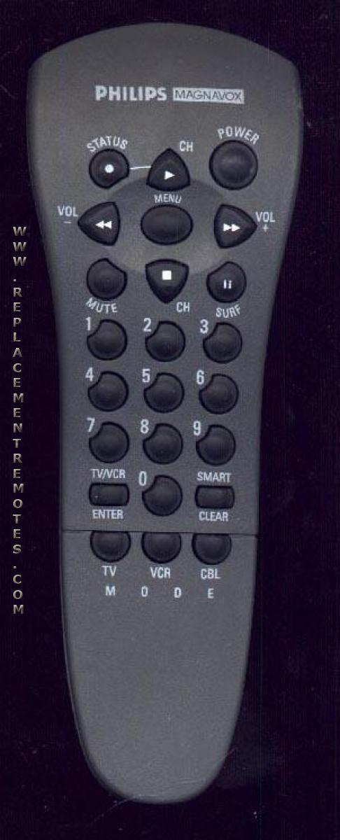 Philips-Magnavox 00Y227JAAA01 TV Remote Control