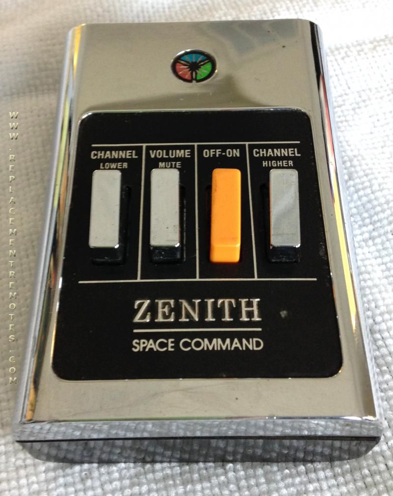 Buy Zenith Space Command 600 5g Remote Control