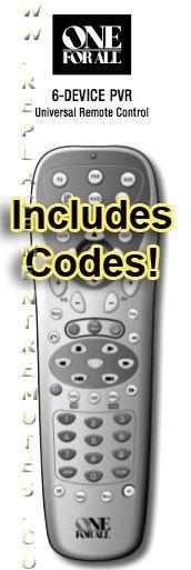 URC6131 & Codes