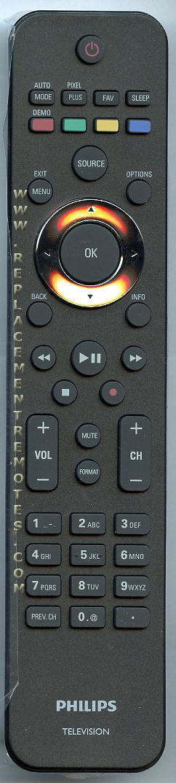 PHILIPS URMT42JHG002 TV Remote Control