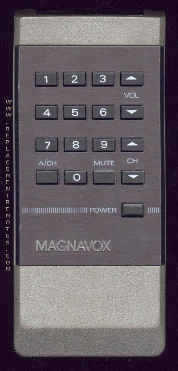 Magnavox VIN02 TV Remote Control