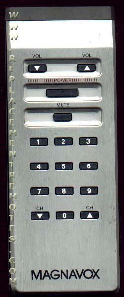 Magnavox VIN704101 TV Remote Control