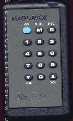 Magnavox VINSTAR TV Remote Control