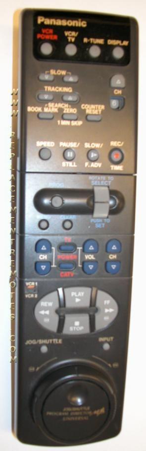 Panasonic VSQS1383 Remote Control