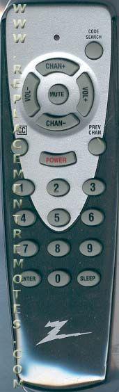 Buy Zenith Zn 110 Zn110 Zna110 1 Device Universal Remote Control